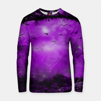 Miniaturka The Purple Forest Cotton sweater, Live Heroes