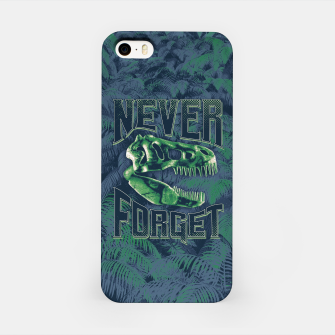 Thumbnail image of Never Forget T-Rex iPhone Case, Live Heroes