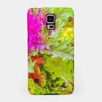 Imagen en miniatura de Colorful Nature Print Photo Samsung Case, Live Heroes
