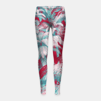 Thumbnail image of Jungle Cool Girl's leggings, Live Heroes