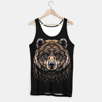 Thumbnail image of Tribal Bear Camiseta de tirantes, Live Heroes