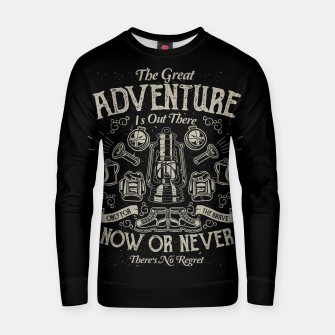 Miniaturka The Great Adventure Cotton sweater, Live Heroes