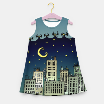 Imagen en miniatura de The Nightbringers Girl's summer dress, Live Heroes
