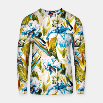 Thumbnail image of Floral Exotic Pattern I Sudadera de algodón, Live Heroes