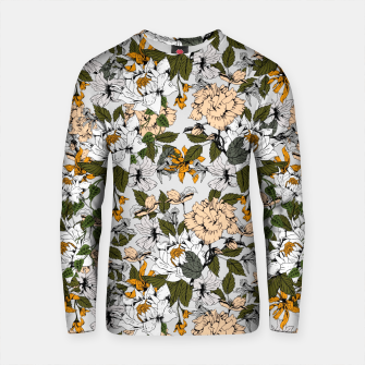 Thumbnail image of BLOOMING IN AUTUMN II Sudadera de algodón, Live Heroes