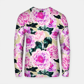 Thumbnail image of FLORAL BLOOMING Sudadera de algodón, Live Heroes