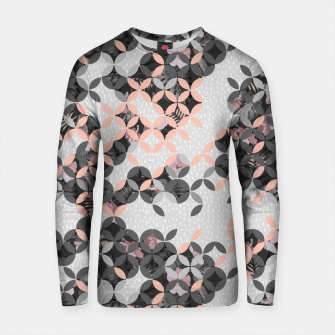 Miniatur Mosaic patterned and flowering I Sudadera de algodón, Live Heroes
