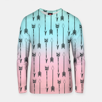 Thumbnail image of Cute arrows Cotton sweater, Live Heroes