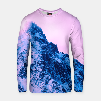 Thumbnail image of winter sunset Sudadera de algodón, Live Heroes