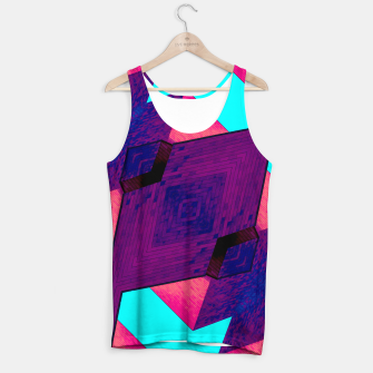 Thumbnail image of FRONT ROW Tank Top, Live Heroes