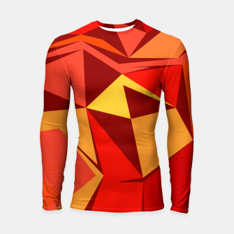 Miniature de image de Rashguard with design blocks ethno, Live Heroes