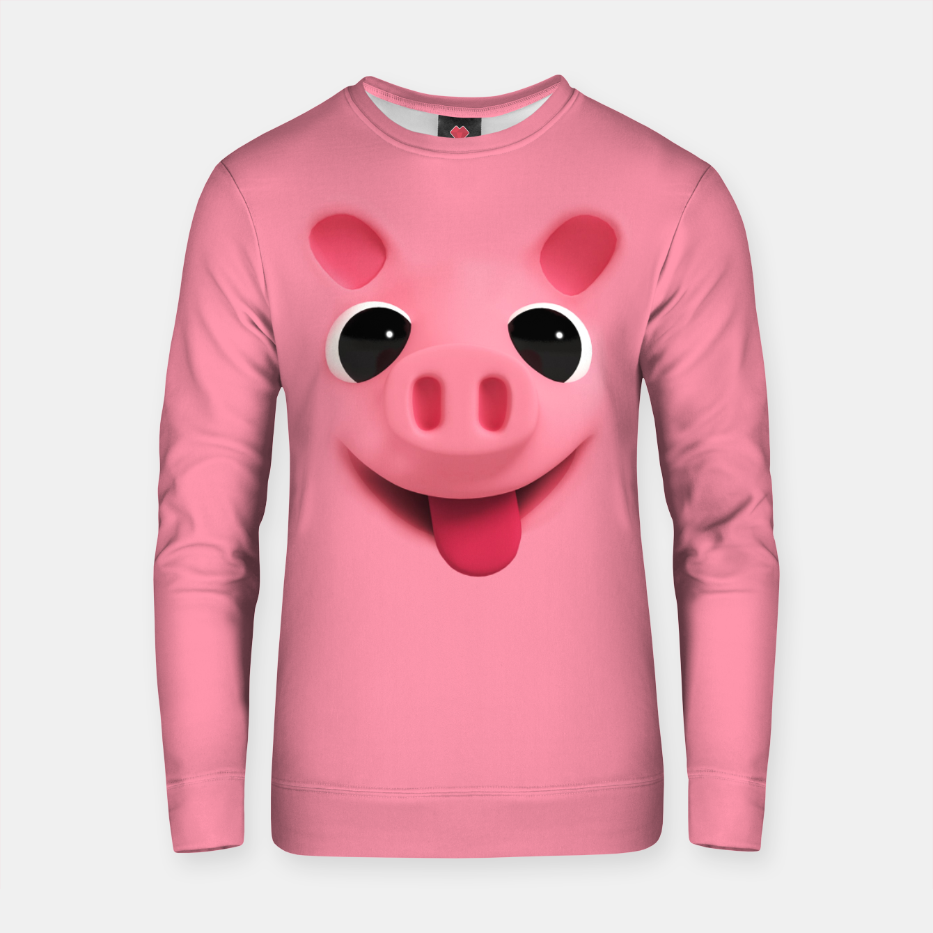 Image of Rosa  Cotton sweater - Live Heroes