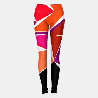 Imagen en miniatura de Leggings with design blocks, Live Heroes