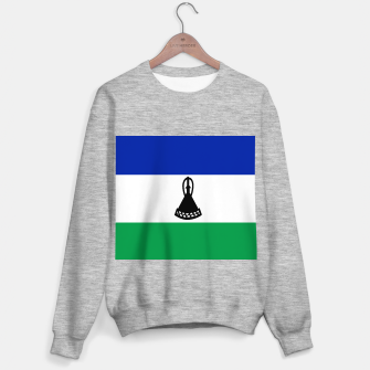Miniature de image de Flag of Lesotho Sweater regular, Live Heroes