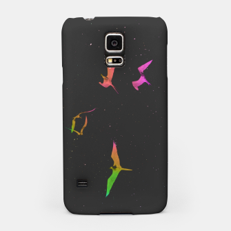 Miniaturka The magnificent frigatebirds *L* by #Bizzartino Samsung Case, Live Heroes