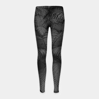Thumbnail image of Get Lost in the Jungle Girl's leggings, Live Heroes