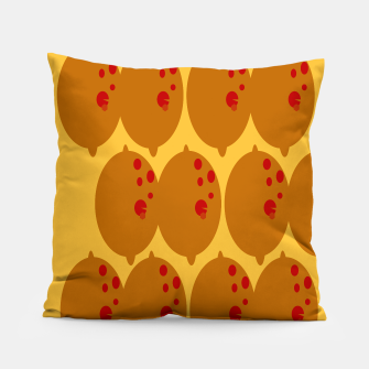 Miniature de image de Design pillow with lemons Gold, Live Heroes