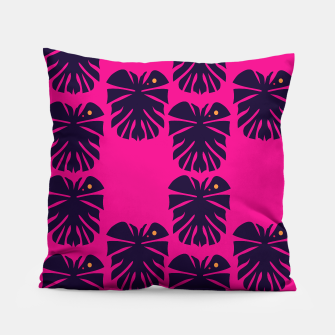 Miniature de image de Design pillow pink leaves, Live Heroes