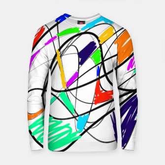 Miniaturka Abstract  Cotton sweater, Live Heroes