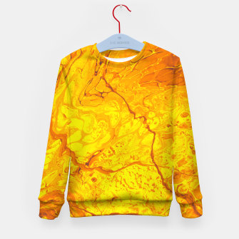 Miniature de image de Lava is Lit Kid's sweater, Live Heroes