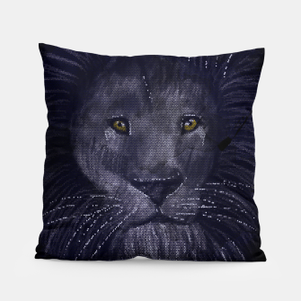 Miniature de image de Lion Pillow, Live Heroes