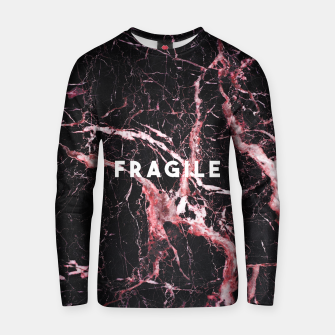 Miniaturka fragile bleed Cotton sweater, Live Heroes