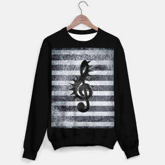 Miniature de image de strange music Sweater regular, Live Heroes