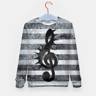 Miniature de image de strange music Kid's sweater, Live Heroes