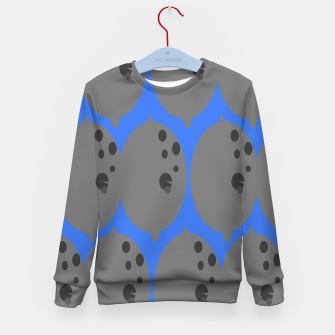 Miniature de image de Kids sweater with Lemons blue, Live Heroes