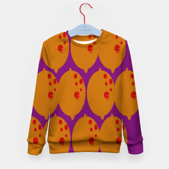 Miniature de image de Sweater with Gold Lemons, Live Heroes