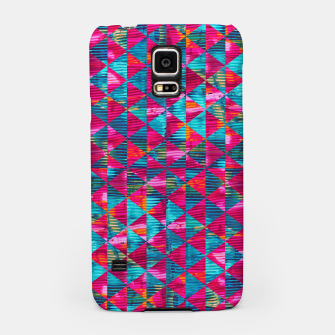 Miniaturka Abstract Pattern Samsung Case, Live Heroes