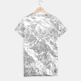 Thumbnail image of Call of the Mountains T-shirt, Live Heroes