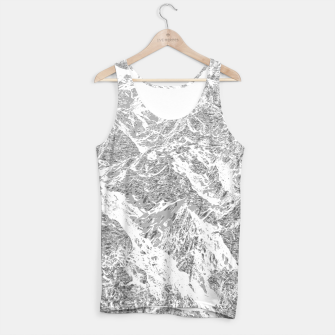 Miniature de image de Call of the Mountains Tank Top, Live Heroes