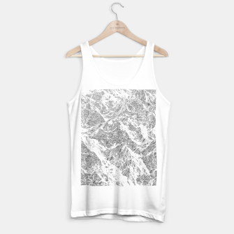 Thumbnail image of Call of the Mountains Tank Top regular, Live Heroes