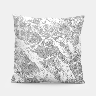 Miniature de image de Call of the Mountains Pillow, Live Heroes