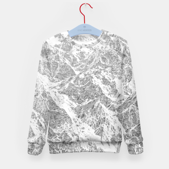 Thumbnail image of Call of the Mountains Kid's sweater, Live Heroes