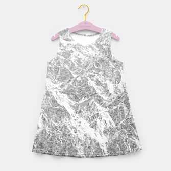 Call of the Mountains Girl's summer dress thumbnail image