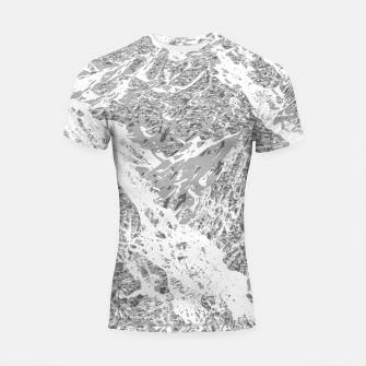 Thumbnail image of Call of the Mountains Shortsleeve rashguard, Live Heroes