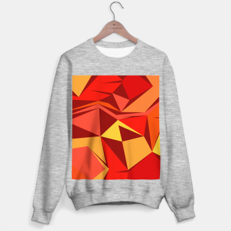 Miniature de image de Sweater with design Blocks ethno, Live Heroes