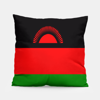 Miniature de image de Flag of Malawi  Pillow, Live Heroes