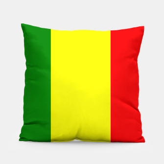 Miniature de image de Flag of Mali Pillow, Live Heroes