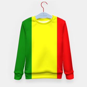 Miniature de image de Flag of Mali Kid's sweater, Live Heroes