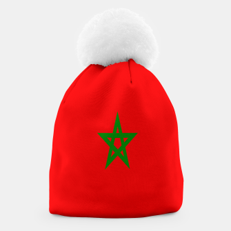 Thumbnail image of Flag of Morocco  Beanie, Live Heroes
