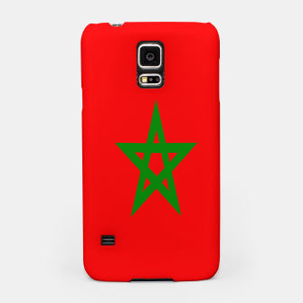 Thumbnail image of Flag of Morocco  Samsung Case, Live Heroes