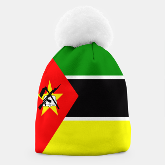 Thumbnail image of Flag of Mozambique  Beanie, Live Heroes