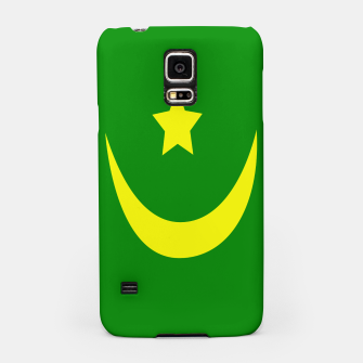 Thumbnail image of Flag of Mauritania Samsung Case, Live Heroes
