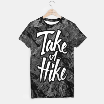 Miniature de image de Take A Hike T-shirt, Live Heroes