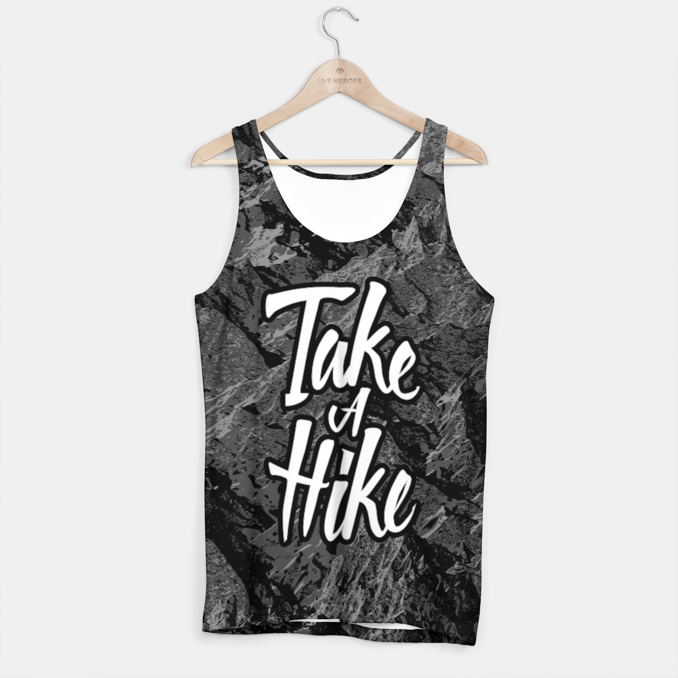 Image of Take A Hike Tank Top - Live Heroes