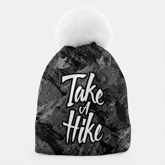 Thumbnail image of Take A Hike Beanie, Live Heroes