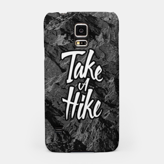 Thumbnail image of Take A Hike Samsung Case, Live Heroes